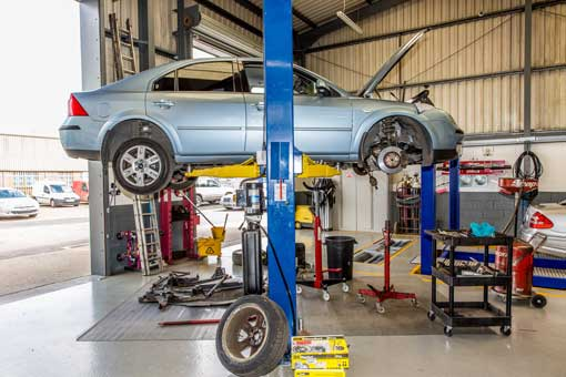 Car Repairs Thatcham & Newbury - Station Tyres & Service Centre