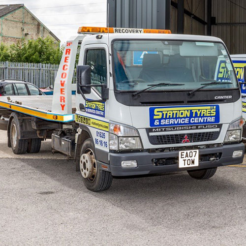 Free Vehicle Recovery In Newbury & Thatcham - Station Tyres and Service Centre